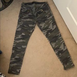 EXPRESS camp pants